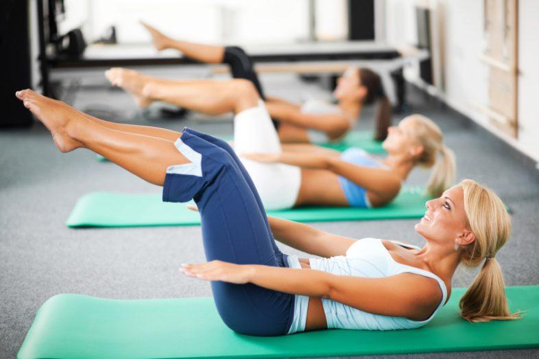 Weightkeen | Beginners Pilates
