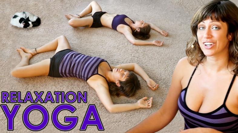 Weightkeen | Relaxation Yoga
