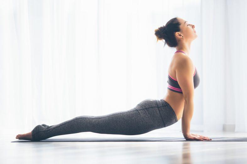 Weightkeen | Yoga Fat Burning Video