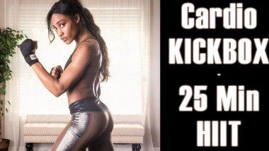 Weightkeen | Cardio Kickbox HIIT