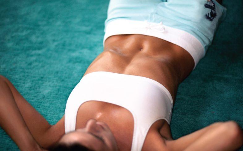 Weightkeen | Core workout