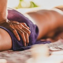 Weightkeen | Glutes and lower back massage